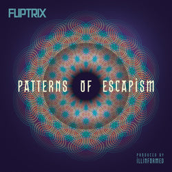 Fliptrix - Patterns Of Escapism (CD)