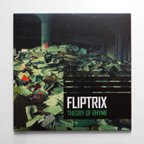 Fliptrix - Theory Of Rhyme (DOUBLE VINYL / GREEN CLEAR VINYL)