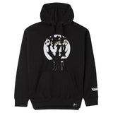 The Four Owls - Logo Hoodie / Black