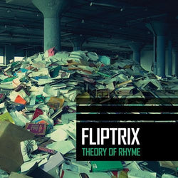 Fliptrix - Theory of Rhyme (CD)
