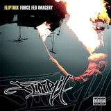 Fliptrix - Force Fed Imagery (CD)