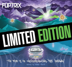 Fliptrix - The Road To The Interdimensional Piff Highway (LIMITED EDITION VINYL)