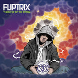 Fliptrix - Third Eye Of The Storm (CD)