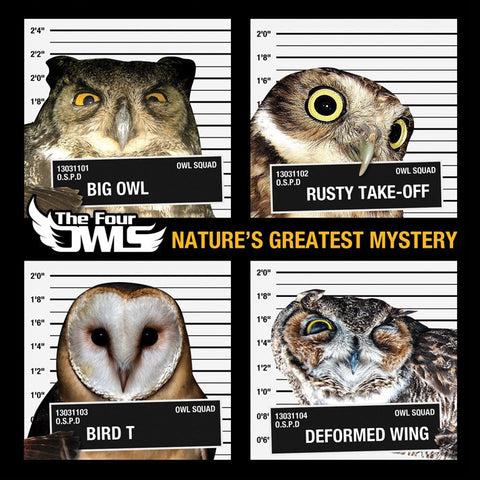 The Four Owls - Nature's Greatest Mystery (Digital)