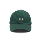 Mr Key & Greenwood Sharps - Green & Gold Cap
