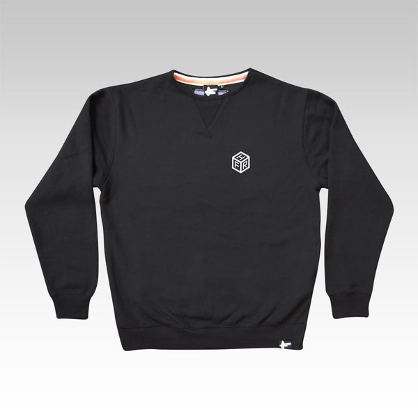 HFR Geo Jumper // Black