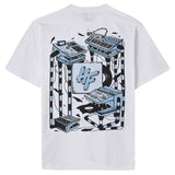 High Focus - Beat Makers T Shirt // White