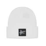 High Focus - White Beanie