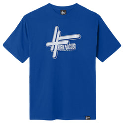 High Focus Royal Blue T-Shirt