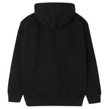 High Focus - Black Zipper Hoodie