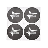 High Focus - 4 Part Metal Herb Grinder - Black / Gold - Deluxe Pack