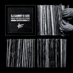 DJ Sammy B-Side - Highly Focused Selections Vol.1 (CD)