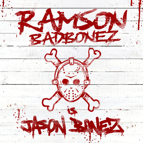 Ramson Badbonez - Jason Bonez (LIMITED EDITION CD)