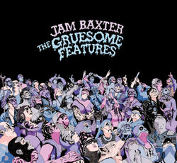 Jam Baxter - The Gruesome Features (CD)