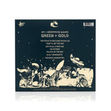 Mr Key & Greenwood Sharps - Green & Gold (CD)