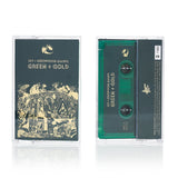 Mr Key & Greenwood Sharps - Green & Gold (LIMITED EDITION TAPE)