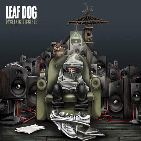 Leaf Dog - Dyslexic Disciple (CD)