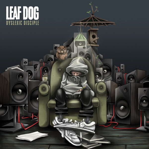 Leaf Dog - Dyslexic Disciple (Digital)