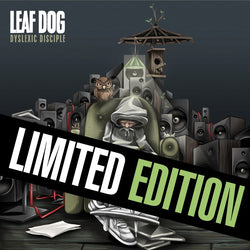 Leaf Dog - Dyslexic Disciple (LIMITED EDITION VINYL)