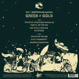 "Mr Key & Greenwood Sharps - Green & Gold (LIMITED EDITION 12"" VINYL)"