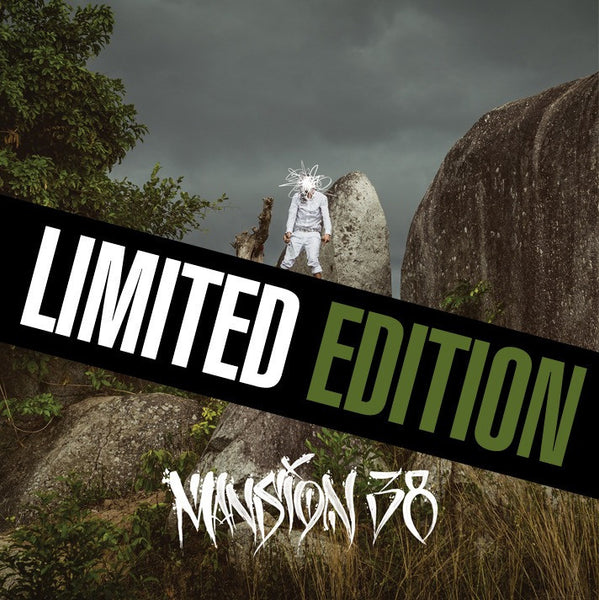Jam Baxter - 'Mansion 38' (LIMITED EDITION VINYL)