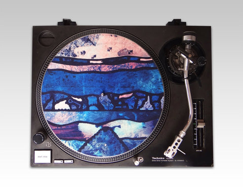Mr. Key & Greenwood Sharps - Yesterday's Futures Slipmats (Pair)