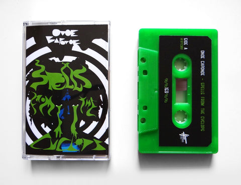 Onoe Caponoe - Spells From The Cyclops (LIMITED EDITION TAPE)