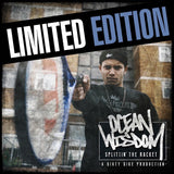 "Ocean Wisdom - Splittin' The Racket (LIMITED EDITION 12"" VINYL)"