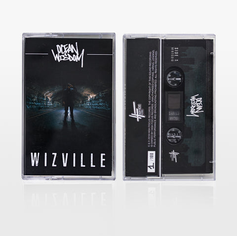 Ocean Wisdom - Wizville (LIMITED EDITION TAPE)