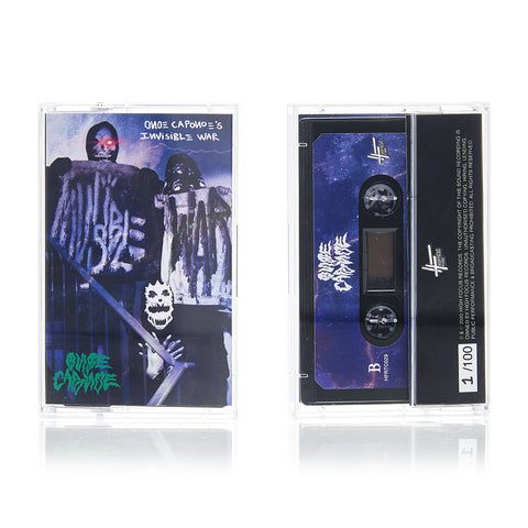 Onoe Caponoe - Invisible War (LIMITED EDITION TAPE)