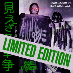 Onoe Caponoe - Invisible War (LIMITED EDITION DOUBLE GREEN VINYL PRE ORDER)