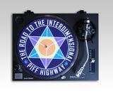 Fliptrix - The Road To The Interdimensional Piff Highway Slipmats (Pair)