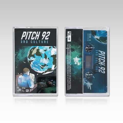Pitch 92 - 3rd Culture (LIMITED EDITION TAPE)
