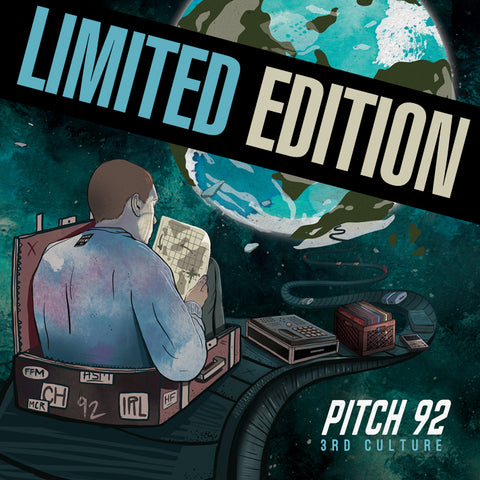 Pitch 92 - 3rd Culture (LIMITED EDITION VINYL PRE ORDER)