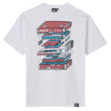 Pitch 92 - 3rd Culture T Shirt // White