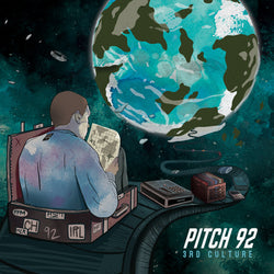 Pitch 92 - 3rd Culture (CD)