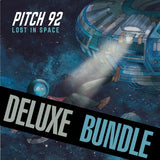 "Pitch 92 - Lost In Space (LIMITED EDITION 12"" VINYL - EP + T SHIRT COMBO)"