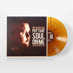 Rag'n'Bone Man - Put That Soul On Me (ORANGE / BLACK MARBLE VINYL EP)