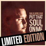 Rag'n'Bone Man - Put That Soul On Me (VINYL EP)