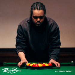 Ronnie Bosh - All People Expect (LIMITED EDITION TAPE PRE ORDER)