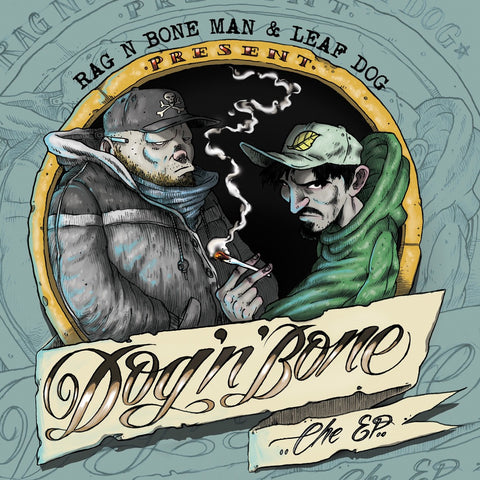 Rag'n'Bone Man & Leaf Dog - Dog'n'Bone EP (CD)