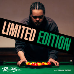 Ronnie Bosh - All People Expect (LIMITED EDITION VINYL PRE ORDER)