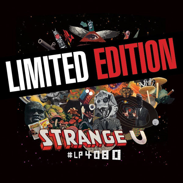 Strange U - '#LP4080' (LIMITED EDITION VINYL)