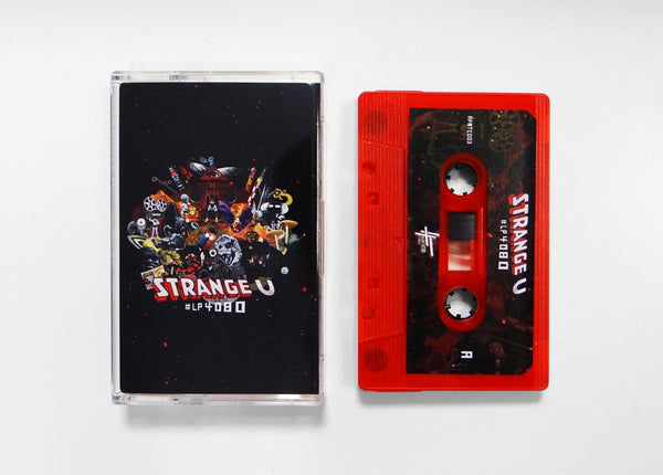 Strange U - #LP4080 (LIMITED EDITION TAPE)