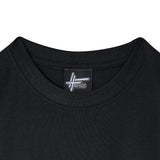 Jam Baxter - 'Off Piste' T-Shirt // Black