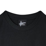 High Focus - Camo Logo T Shirt // Black