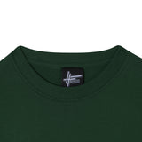 Mr Key & Greenwood Sharps - Green & Gold T Shirt