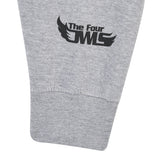 The Four Owls - Logo Hoodie / Grey