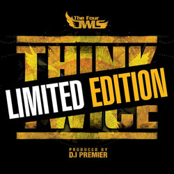 The Four Owls - Think Twice (Prod. DJ Premier) (LIMITED EDITION 12'')