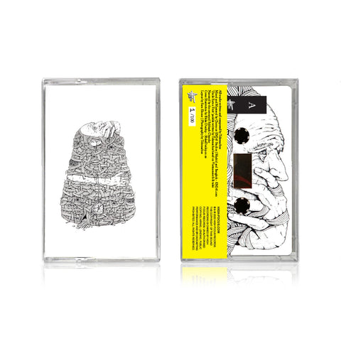 Telemachus - Boring & Weird Historical Music (LIMITED EDITION TAPE W/ 8 PAGE BOOKLET)